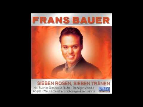 Frans Bauer Moonlight Melodie -  Sieben Rosen Sieben Tranen 2002