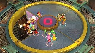 Super Mario Party - All Team Minigames