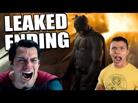 Batman vs Superman LEAKED ENDING? ASK ANYTHING!