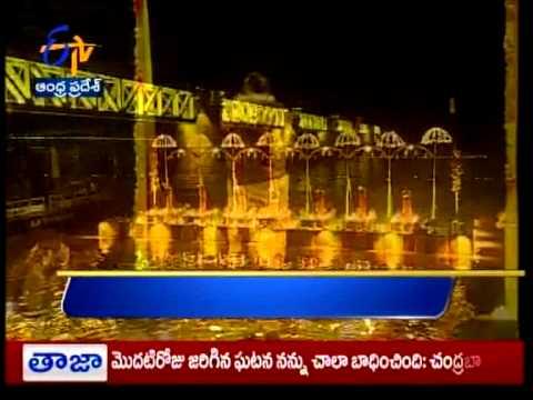 Andhra Pradesh 25th July 2015 Ghantaravam 10 PM News Headlines Photo Image Pic
