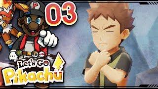 Anime Flashblacks! | Pokemon Let's GO Pikachu & Eevee w/ @PKSparkxx! - Part 3