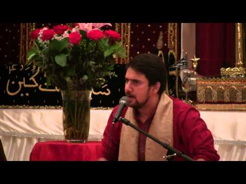 Jashn-e-wiladat Of Mola Abbas (as) - Syed Farhan Ali Waris video