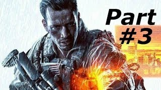 Battlefield 4 Gameplay Walkthrough Part 3-Angry Sea [Mission 3] (BF4 Gameplay)