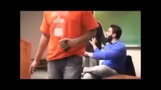"""Hamza Tzortzis & """"Dawah Man"""" Imran ibn Mansur Show Us How NOT to Give Dawah"""