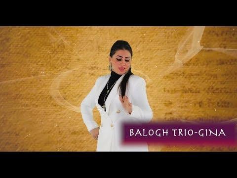 Balogh Trió Gina - Kezdenek a gyepek nőni - | Official ZGStudio video |