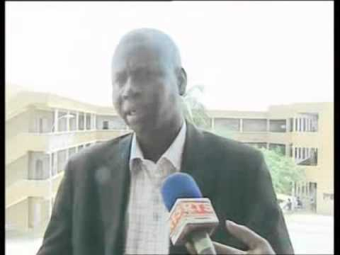 The Reva plan in Senegal: report on RTS TV, May 2012