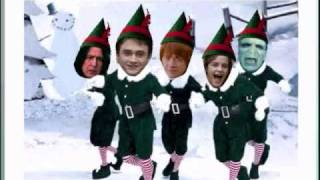 Harry Potter: Elf Yourself, HIp-Hop Version, STARING: Voldemort, Harry, Ron, Hermione, and Snape!