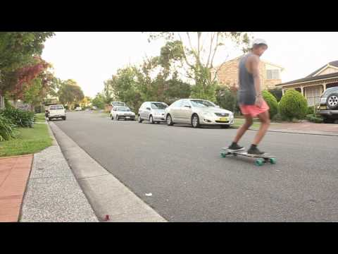 Longboarding ll Neighbourhood sessions
