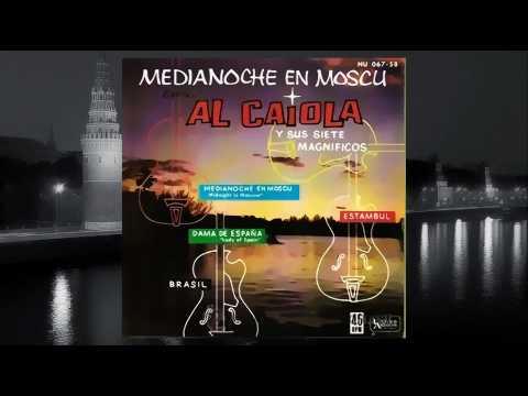 Al Caiola - Midnight in Moscow / Medianoche en Moscú