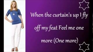 ''MDot Finley'' ft Meaghan Martin - Walkin' In My Shoes Lyrics