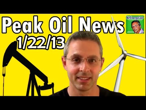Peak Oil News: 1/22/13