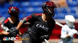 Premier Lacrosse League: Redwoods vs. Chaos | EXTENDED HIGHLIGHTS | NBC Sports