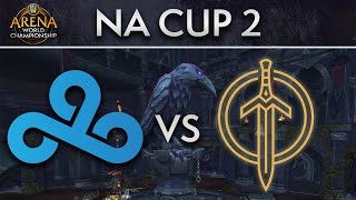 Cloud9 vs Golden Guardians | NA Grand Final | AWC Cup 2