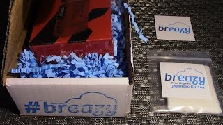 Breazy Review & Unboxing - 10% Coupon For First Time Customers