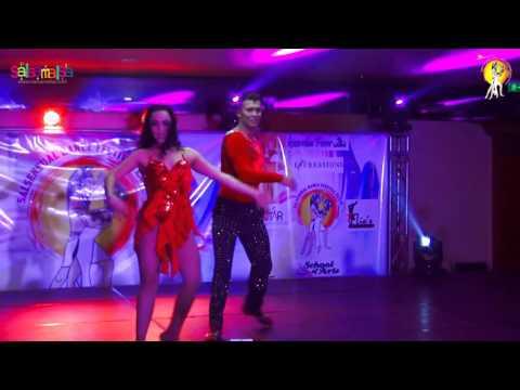 Maria Lizeth & Wilmar Gomez  Bachata Dance Performance | 1.EIDC