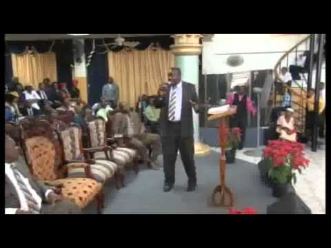 December 30 2012 Sunday Morning Service: Pastor Victor Douse