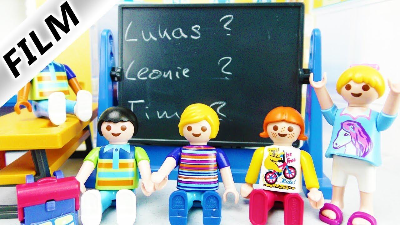 Playmobil Film Deutsch – WAHLKAMPF IN DER SCHULE! WER HAT DIE WAHL GEWONNEN? Familie Vogel