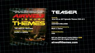 AIRWOLF Extended Themes CD2 Track 16 Teaser -