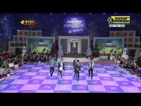 【挑戰金鍾慶典音樂會】121223 Exo-k - Mama video