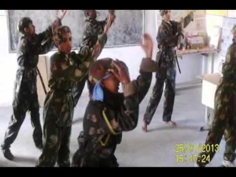 Govt School Dhardeo Winner In 26 Jan Program Song-fauji Di Vardi.singar (gurdas Maan) video