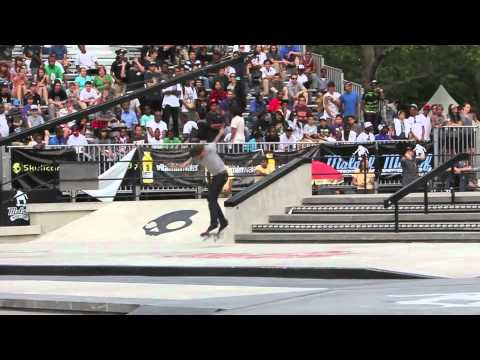 Justin Figueroa Figgy Maloof Money Cup 2011 New York