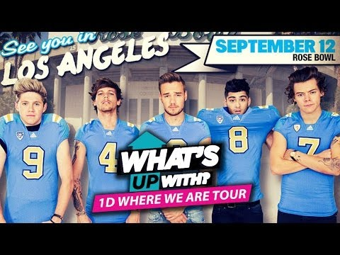 6 Things You Need to Know About One Direction's Where We Are Tour