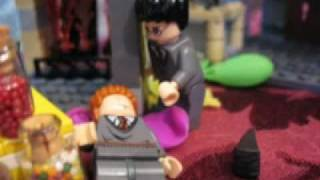 Lego Harry Potter and the Deathly Cheeses