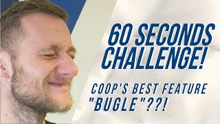 """60 Seconds Challenge 