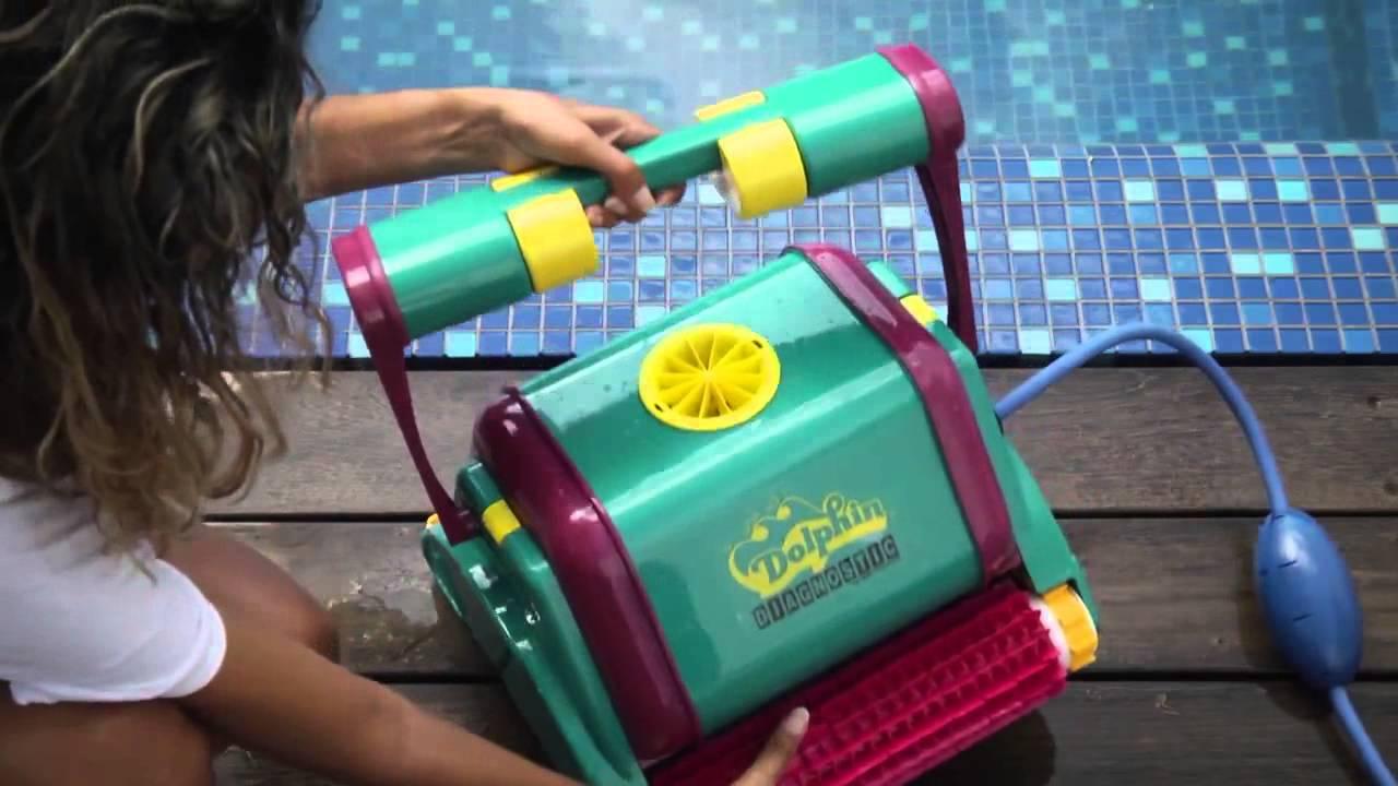 Robot piscine dolphin diagnostic 2001 youtube for Avis robot piscine dolphin 2001