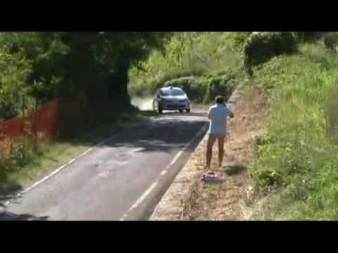 RALLY VALLI DEL GIAROLO 2010 (P.S. 1 MOMPERONE)
