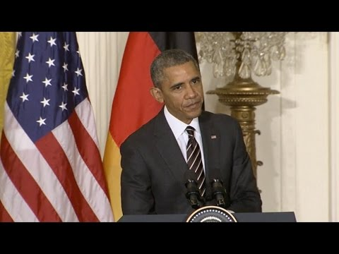 President Obama  'Real Difference' With Israel Over Iranian Nuke Negotiations
