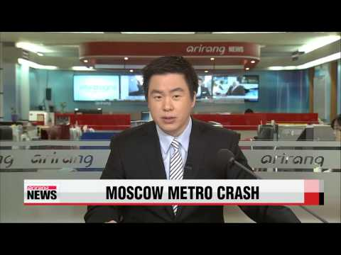 At least 10 killed in Moscow Metro crash