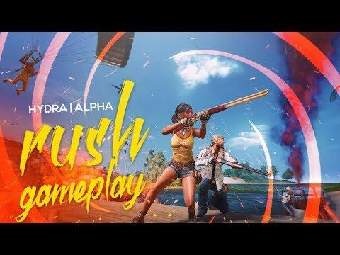 🔴PUBG MOBILE LIVE : M249 RUSH HO TO HAMARE JAISA!! || H¥DRA | Alpha 😋