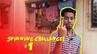 The Spinning challenge- Virar2Churchgate Challange #1