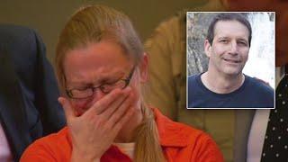 Woman Breaks Down in Courtroom, Pleads Guilty of Murdering Kayaking Fiance