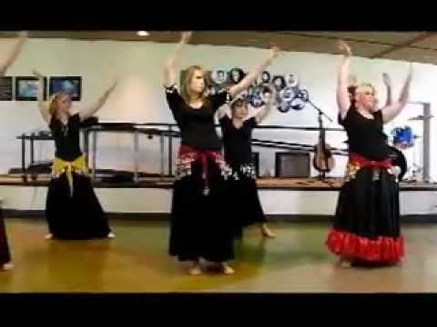 Sandpoint Charter School Belly Dancing