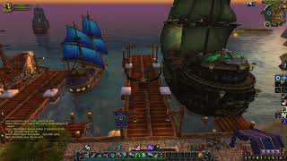 World of Warcraft Battle For Azeroth - Questline Tides Of War & The Nation Of Kul Tiras