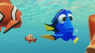 Disney Infinity 3.0 - Finding Dory - Part 1 [Father and Son Gameplay]