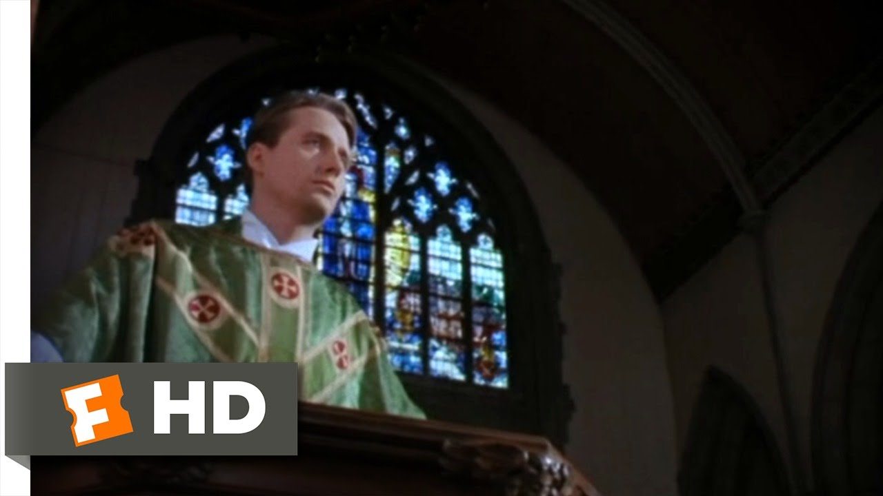 priest 112 movie clip different ministries 1994 hd