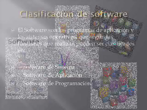 Software y hadware