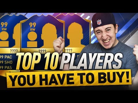 FIFA 17 - TOP 10 CHEAP TOTS BEASTS YOU NEED TO BUY