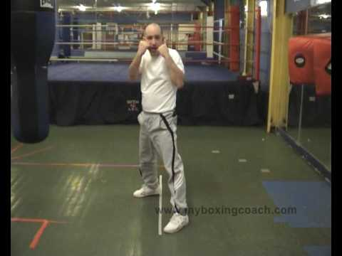 Boxing Techniques - Ducking Image 1