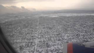 Посадка в Челябинске (Landing at Chelyabinsk)