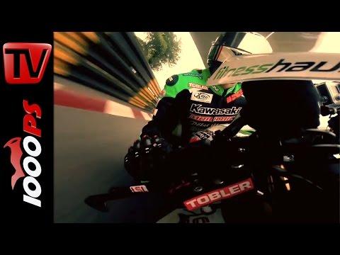 Macau GP 2014 – Onboard – Horst Saiger