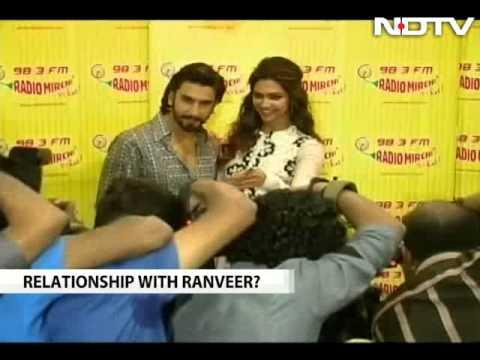Too soon to say if I'm dating Ranveer: Deepika Padukone