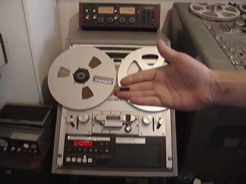 Reel to Reel Tape Recorder Manufacturers  Wollensak  3M