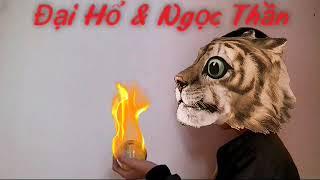 Phim chiếu rạp : Đại Hổ & Ngọc Thần . Trên kênh Wake Vlogs