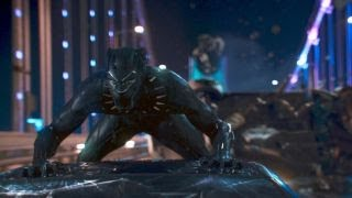 "Will ""Black Panther"" break box office records?"