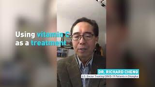 Using vitamin C as a treatment