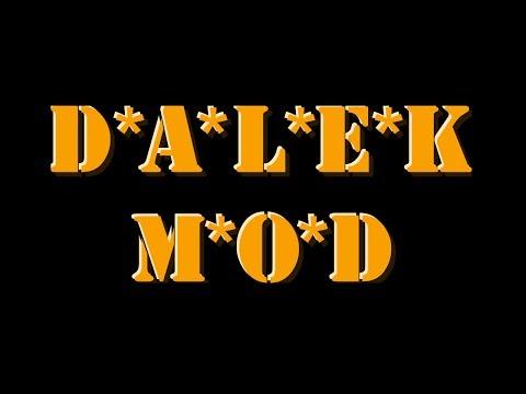Dalek Mod Update 32